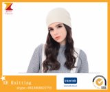 Chapeaux tricotés mous de chapeaux de laines de l'hiver pour les hommes et des femmes