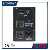 чисто линия взаимодействующий UPS волны синуса 500va-6000va, высокая эффективность