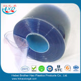 En71-3 Standaard maakt Blauw Quanlity Uitrustingen van het Gordijn van de Strook van pvc van 3mm de Dikke glad