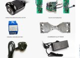 """Auto 2017 que balança o """"trotinette"""" elétrico Hoverboard de Bluetooth com a bateria de Samsung 18650"""