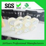 El lacre del cartón de la cinta del paquete sujeta con cinta adhesiva la cinta de Hotmelt BOPP