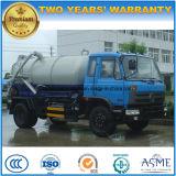 販売のための4X2 8000 L真空タンクトラック8m3の吸引のトラック