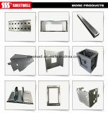 Service personnalisé de métaux en métal en acier inoxydable