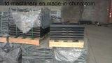 Cay311 Js460 Sh200 Exkavator-Fahrgestell zerteilt Typen des Chasis Teil-Exkavator Grouser Schuhe Grouser Spur-Schuhes