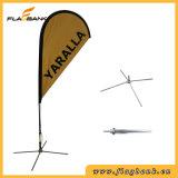 Ereignis-Förderung-Aluminiumdigital-Drucken-Fliegen-Fahne/Fliegen-Markierungsfahne