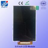 3.5 pulgadas TFT LCD módulo 320x240 resolución con pantalla táctil capacitiva
