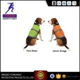 Veste reflexiva amarela para o cão En20471