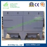 Collecteur de poussière insérable vertical de cartouche de Rh/Mc