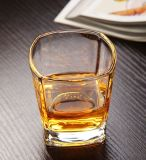 cuvette carrée en verre du whiskey 145ml