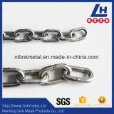 Catena a maglia standard dell'acciaio inossidabile DIN763 SUS304