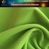 Tessuto dello Spandex del plaid della saia del jacquard del poliestere con Upf30+ per la camicia e l'indumento (R0138)