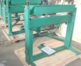 Máquina de dobramento manualmente operada da folha de metal de Esf1020A
