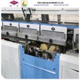 Chaîne de production attachée de cahier de livre d'exercice d'école de colle chaude de la fonte Ld-Pb460 machines