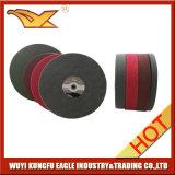 rueda de pulido no tejida del abrasivo 12p de 250X25m m