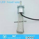 Indicatore luminoso capo dell'automobile LED della fabbrica del faro capo automatico dell'automobile LED della lampada del faro LED dell'automobile di 4200lumens 40W 9005 LED
