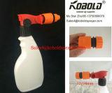 Kobold 27 pulverizador líquido da extremidade da mangueira de 410 plásticos
