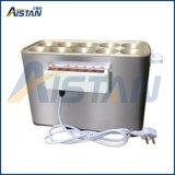 Machine de roulis d'oeufs faisants frire de la saucisse Cy10 de matériel de restauration