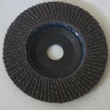 研摩の折り返しの磨く車輪(プラスチックカバー)