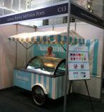 Congelador do indicador do carro do gelado dos Popsicles