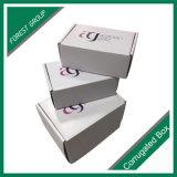 平らな詰められた耐久のギフト包装の波形ボックス