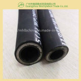Boyau hydraulique spiralé de fil (902-4S-5/8)
