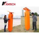 Telefone Emergency G2000 Kntech do serviço telefónico