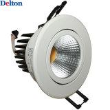 Amortiguación de la luz de techo del LED para la iluminación doméstica