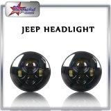 """Nueva llegada 7 """"Round 45W alta luz de haz de luz LED para Jeep Wrangler"""