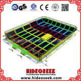 China fabrikant Bungee Jumping Indoor Trampoline Bed voor Amusement Park