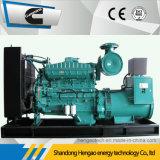 60kVA Cummins Dieselgenerator mit dem Synchronisieren des Panels