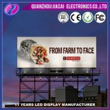 Preço baixo Vídeo colorido completo 10 mm LED Fundo Digital Wall