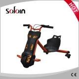 El freno de tambor delantero embroma el juguete plegable la vespa eléctrica de 3 ruedas (SZE100S-11)