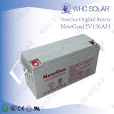 Bateria solar acidificada ao chumbo de bateria 12V 150ah do ciclo profundo