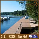 WPC ausgeführte zusammengesetzte hölzerne Docks und Jachthäfen (AU04)