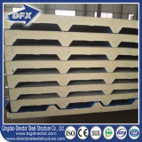 PU-Polyurethan-Wand oder Dach Isolierzwischenlage-Panel