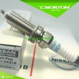 Bougies d'allumage de Ngk pour OEM 22401-Ck81b Plzkar6a-11 de Nissans