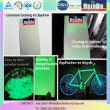 Personalizzare l'incandescenza luminosa nel rivestimento scuro della polvere dello spruzzo per il blocco per grafici della bici