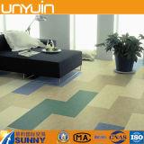 Colorido PVC vinilo Suelo de vinilo de lujo del azulejo