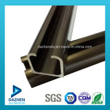 酸化の6063 T5工場販売法トラック柵のアルミニウムアルミニウムプロフィール
