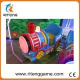 De Machine van de Schommeling van de Ritten van de Jonge geitjes van de Speelplaats van het Park van het thema