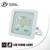 reflector cuadrado de 10W LED para al aire libre con el Ce RoHS SAA