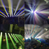 350W 17r Logo Gobo Projetor Moving Head Beam Spot Wash