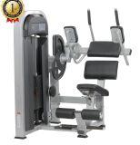Equipamentos de fitness Crunch abdominal para uso comercial