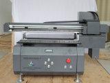 Impresora plana ULTRAVIOLETA de alta velocidad del LED para la impresora de la insignia de la botella