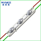Alto brillo LED Moudle SMD5050 40PC de DC12V/24V por la cadena para la UL de RoHS del Ce del módulo del rectángulo ligero LED de la carta de canal