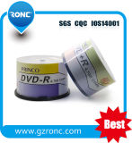 spazio in bianco materiale DVD-R del Virgin di 4.7GB 16X