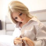 jouet de sexe de seins de poupée de bonne qualité de sexe de 140cm grand pour les hommes