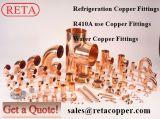 R410 eine Gebrauch Reta kupferne kupferne Befestigung