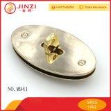 Metalldrehung-Verschluss-Handtaschen-Verschluss-Metallsicherheits-Verschluss für Beutel