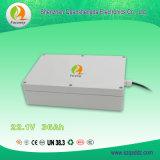pak van de Batterij van het Lithium van de Opslag van de 22.1V36Ah QSD8209 Energie het Ionen
